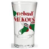 Nekupto winter glass dummy Don't be munchy 40 ml