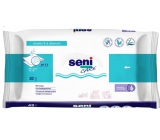 Seni Care Vitamin E and Allantoin intimate wet wipes for adults 30 x 20 pieces 10 pieces