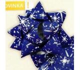 Nekupto Starfish medium luxury dark blue with silver details HV 216 42
