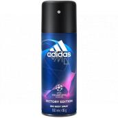 Adidas UEFA Champions League Victory Edition deodorant spray for men 150 ml