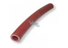Hadička pryžová červená na stáčení 150 cm 1 kus