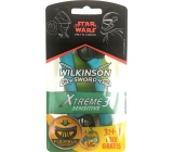 Wilkinson Xtreme 3 Sensitive disposable razor 3 blades 4 pieces