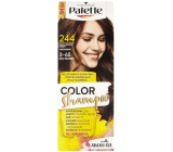 Schwarzkopf Palette Color toning hair color 244 - Chocolate brown