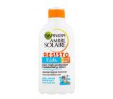 Garnier Ambre Solaire Res50 Kids OF50 + sun lotion for children 200 ml