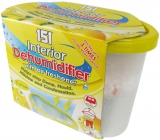 151 Interior Dehumidifier Lemon dehumidifier with air freshener 300 g