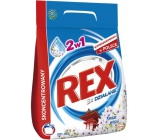 Rex 3x Action Japanese Garden Washing Powder 60 doses 4.5 kg