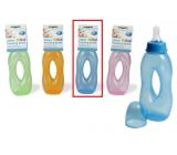 First Steps Teardrop 0+ Baby Bottle Blue 250 ml
