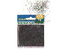 Colorful sequins confetti in 14 g bag