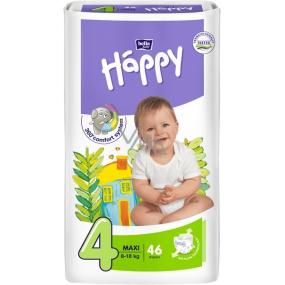Bella Happy 4 Maxi 8-18 kg diaper panties 46 pieces