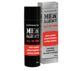 Dermacol Men Agent Rejuvenating Cream, After Shave Balm Gel 50 ml