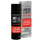 Dermacol Men Agent Omlazující krém, gel balzám po holení 50 ml
