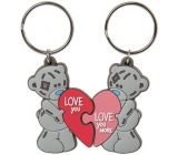 Me to You Key ring two-piece Love