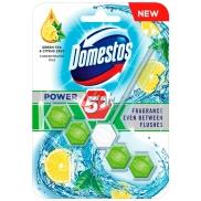 Domestos Power 5 Green Tea & Citrus Wc solid block 55 g