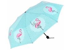 Umbrella folding Flamingo