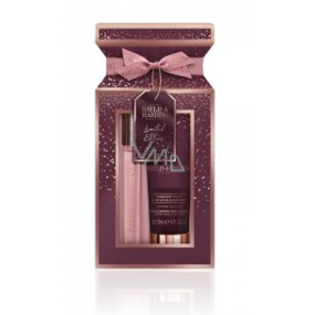 Baylis & Harding Midnight Plum and Wild Blackberry perfumed water 12 ml rollerball + hand cream 50 ml, gift set