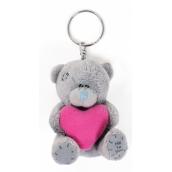 MTY Key Ring Plush 19M Heart