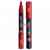Posca Universal acrylic marker 0.7 - 1 mm Red
