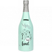 Albi money box bottle Secret fund 30 cm x 15 cm