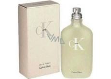 Calvin Klein CK One EdT 50 ml eau de toilette Ladies