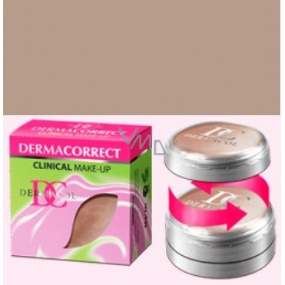 Dermacol Dermacorrect Clinical 5 make-up Extrémně krycí korekční 4,5 g