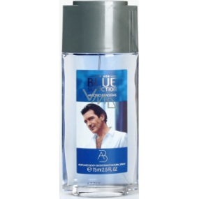 Antonio Banderas Blue Seduction Men EdP 75 ml deodorant glass