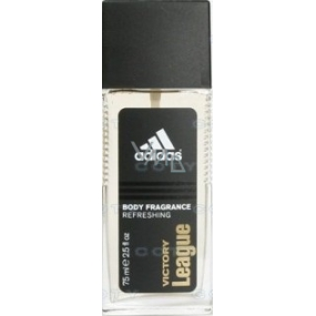 Adidas Victory League EdP 75 ml men's deodorant glass