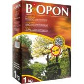 Biopon Podzimní univerzální hnojivo 1 kg