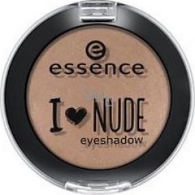 Essence I Love Nude Eyeshadow Eyeshadow 05 My Favorite Tauping 1.8 g