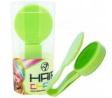 W7 Hair Chalk coloring chalk for hair Green 2 g
