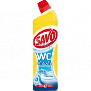 Savo Ocean Wc liquid cleaning and disinfectant 750 ml