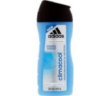 Adidas Climacool 3in1 250 ml men's shower gel for body, face and hair
