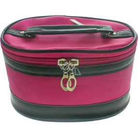 Cosmetic case pink 17 x 12 x 10 cm 70390
