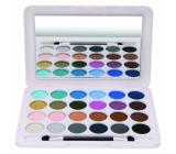 Eden BC Artists Palette 24 Eye Shadow Palette Cosmetic Cartridge 96330