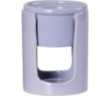 Bolsius Aromalampa ceramic cylinder light purple 90 x 125 mm