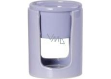 Bolsius Aromalampa ceramic cylinder light purple 90 x 125 mm
