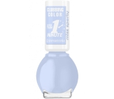 Miss Sporty Clubbing Color 305 Fluffy Blue Nail Polish