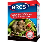 Bros For mouse and rat cereal flakes 5 x 20 g