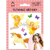 Tattoo decals for children 2511 - fairies 01