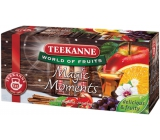 Teekanne World of Fruit Magic Moments delicious fruit-herbal tea flavored infusion bags 20 x 2.5 g