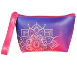 Albi Original Travel cosmetic bag Mandala 14 x 18 x 10 cm