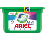 Ariel All-in-1 Pods Color gel capsules for colored laundry 13 pieces 309.4 g