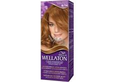 Wella Wellaton Intense Color Cream Cream Hair Color 8/74 Chocolate Caramel