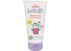 Alpa Toddler gentle shower gel with olive oil for children 150 ml