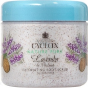 Cyclax Nature Pure Lavender & Walnut Exfoliating Body Scrub tělový peeling 300 ml