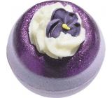 Bomb Cosmetics Violet - Parma Violet Sparkling ballistic bath 160 g