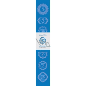 Incense sticks Fifth Chakra Blue 14 pieces