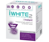 iWhite Instant Teeth Whitening 2 set for teeth whitening 10 x 0.8 g