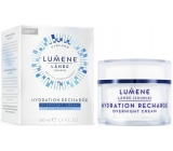 Lumene Source Hydration Recharge moisturizing night cream for all skin types 50 ml
