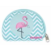 Mini Wallet - Flamingo
