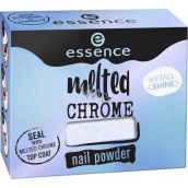 Essence Nail Melted Chrome 05